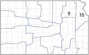 Kansas Deer Hunting - Northeast Kansas hunting management units 9 and 10